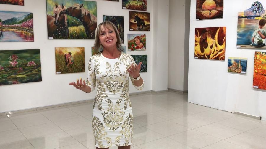 «Ти є світло для світу». Ювілейна персональна виставка Наталії Семененко.